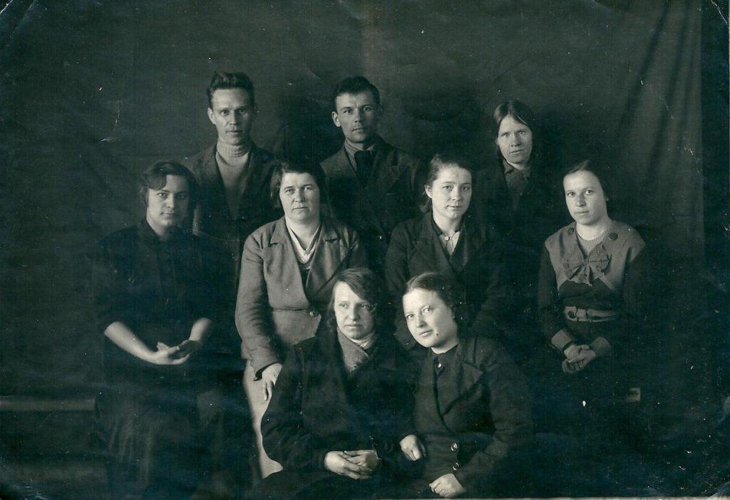 1940-Пиногор-учителя